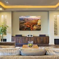 Grand Canyon' 28x42 Canvas Wall Art