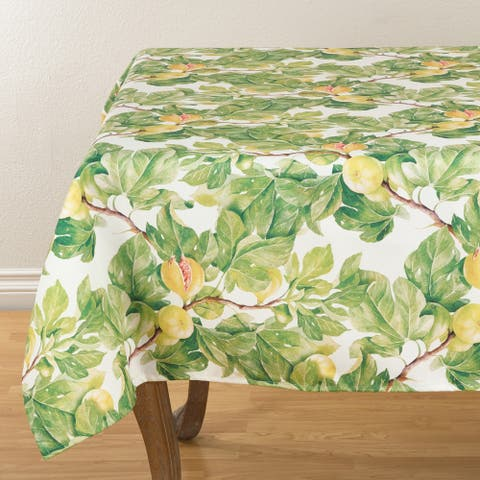 FIG-ure It Out Tablecloth