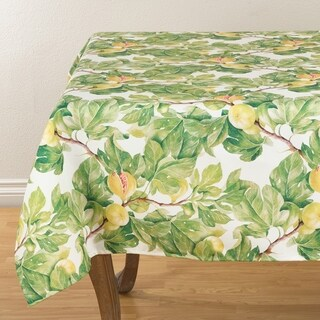 "FIG-ure It Out Tablecloth - 58"" x 58"""