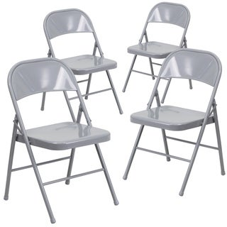 Pleasing Folding Chairs Shop Online At Overstock Evergreenethics Interior Chair Design Evergreenethicsorg