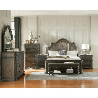 Armada 7PC California King Bedroom Set