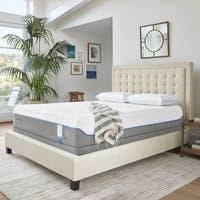 TEMPUR-Cloud Supreme Breeze Cooling 11.5-inch Soft Twin XL-size Mattress