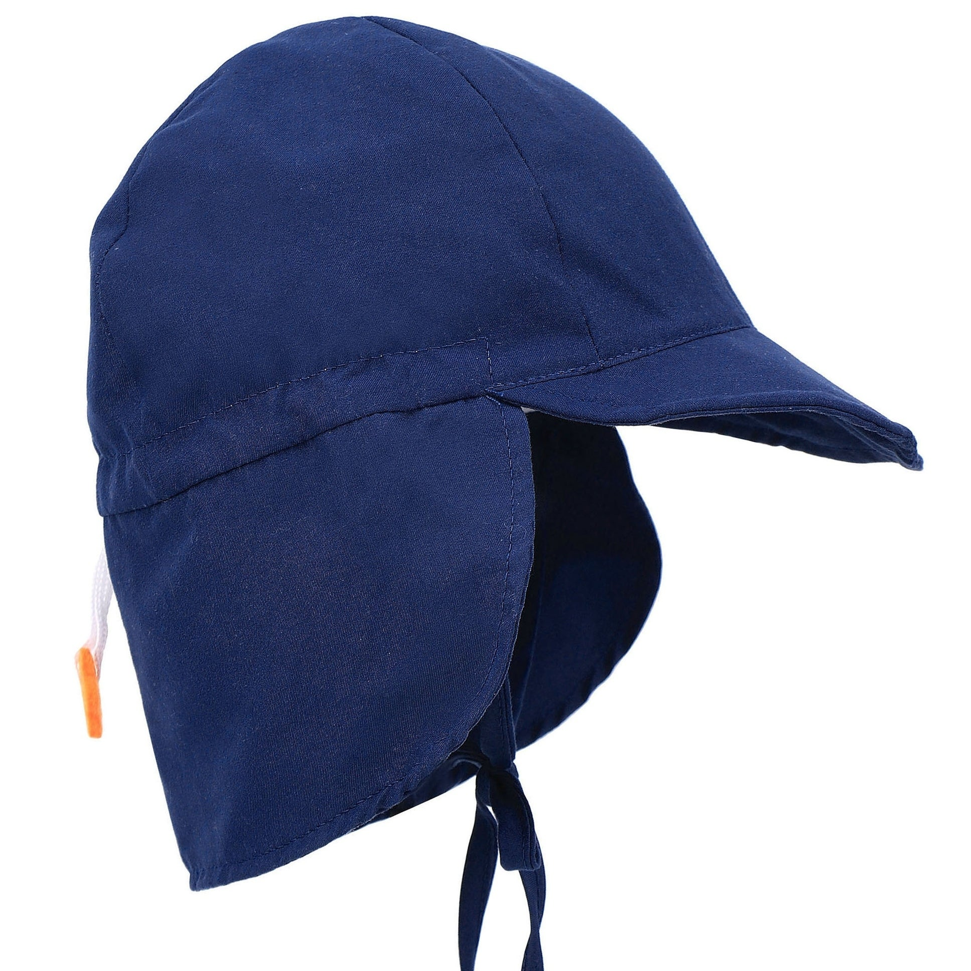Details about UPF 50+ UV Ray Sun Protection Baby Hat w  Neck Flap    Drawstring ea5857a8c9a