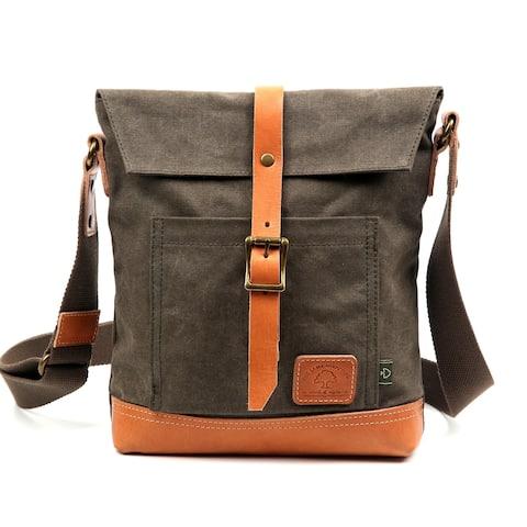 TSD Brand Stone Creek Crossbody Bag