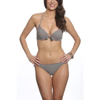 Pixie Pier Bikini Set with Bow Details (4 options available)