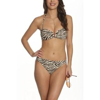 Pixie Pier Stappy Bandeau Bikini Set
