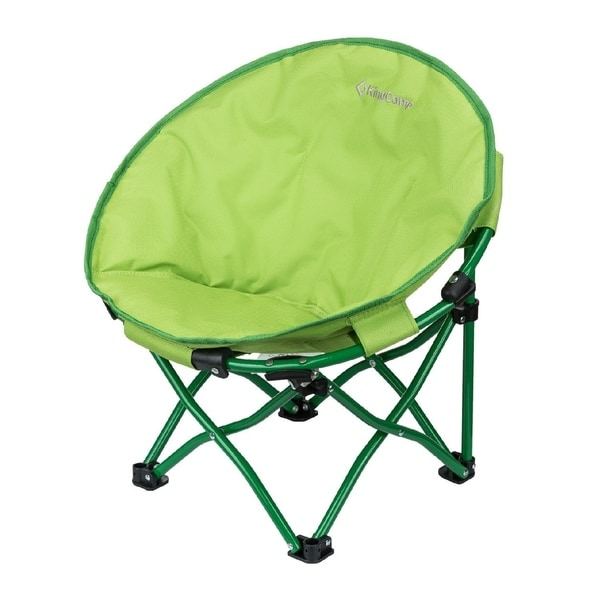 Shop Kingcamp Cute Saucer Chair Moon Round Mini Size Ultralight