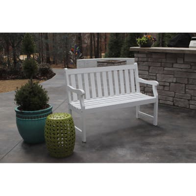 Henley 2 Seat Outdoor Bench