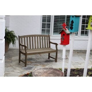Marley 2 Seat Outdoor Bench