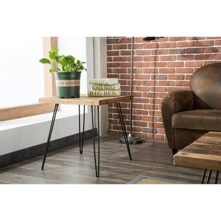 """Eastwood Natural Wood 18"""" End Table"""