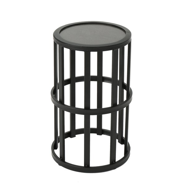 Aaleah 11 Inch Side Table By Christopher Knight Home