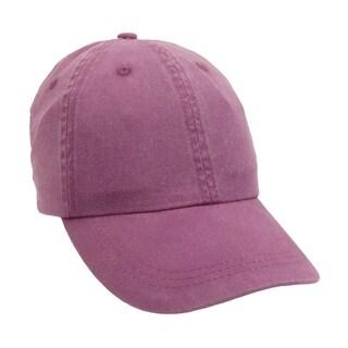 Custom Personalized Adjustable Classic Unisex Men & Women Baseball Cap Cardinal (3 options available)