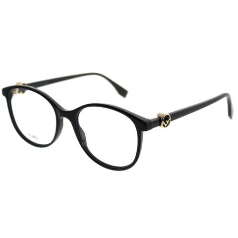 25193495dfa3 Fendi Eyeglasses | Find Great Accessories Deals Shopping at Overstock