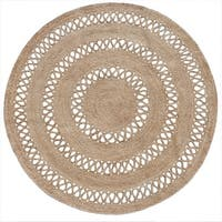 Natural Jute Braided - 6'