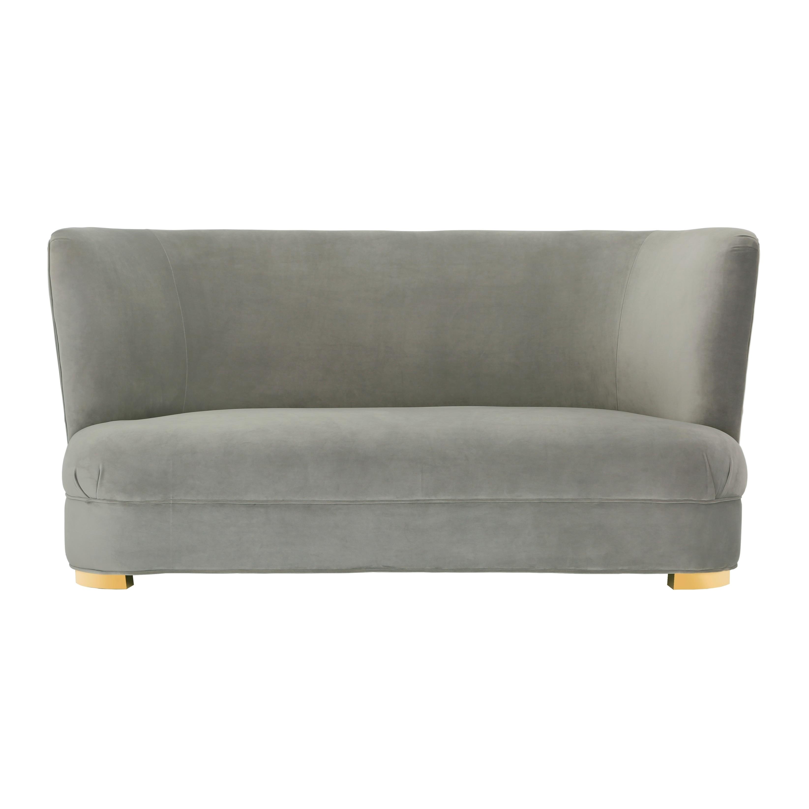 Ella Sofa Organic Modernism Furniture Sofas Ella Sofa