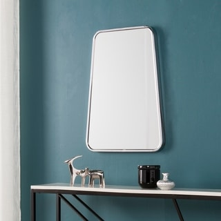 Sherona Chrome Decorative Mirror
