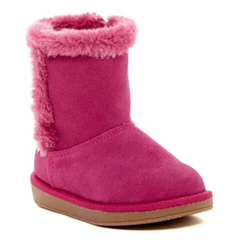 Stride Rite Arabella Girls Boot, Pink (Toddler, Little Kid)