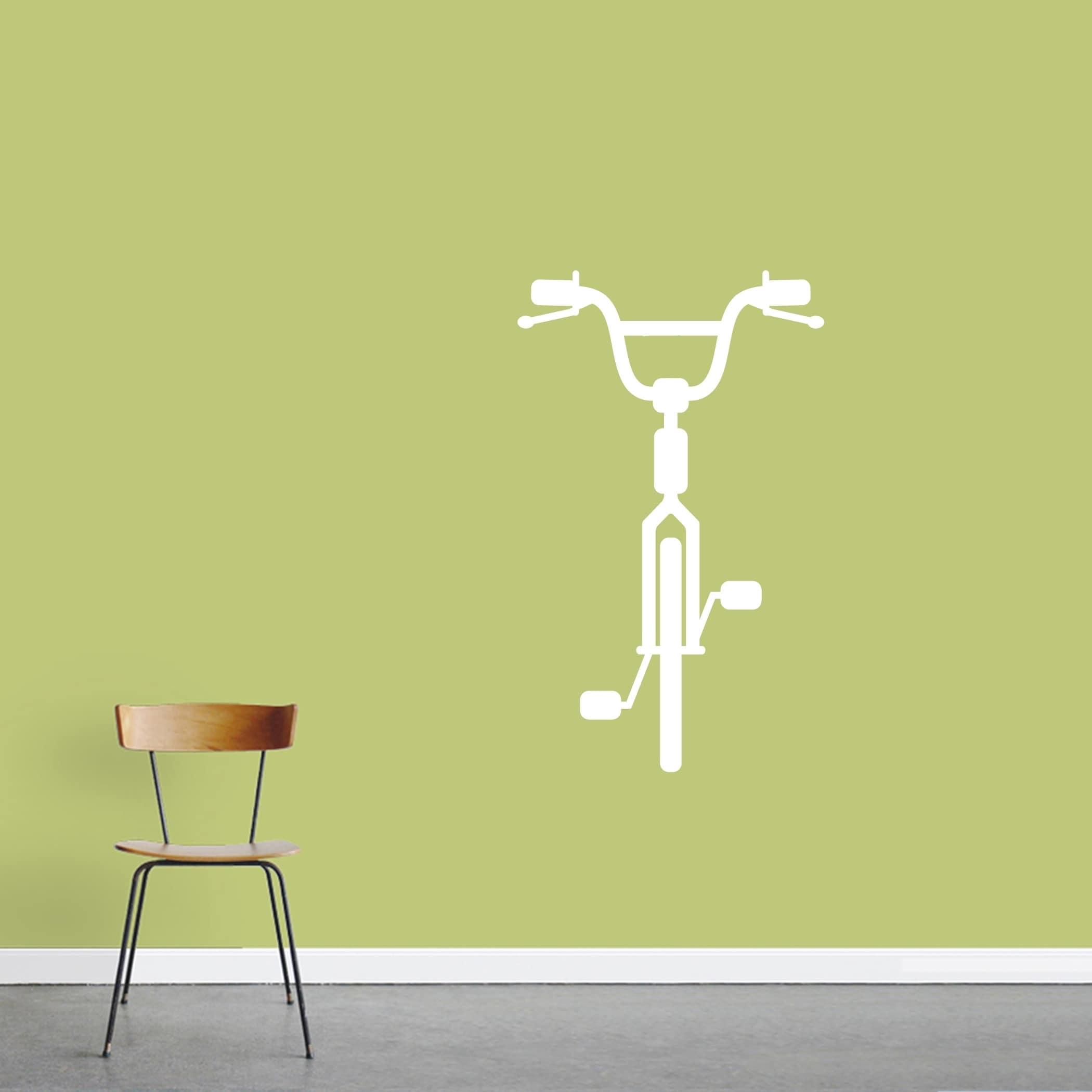 er Kinderzimmer  data-mtsrclang=en-US href=# onclick=return false; show original title 20 cm-Wall Tattoo Wall Sticker Bicycle Sticker Nursery Details about  /Name sticker