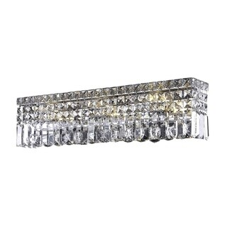 Fleur Illumination 6 light Chrome Wall Sconce (More options available)