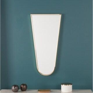 Harper Blvd Darlene Brass Decorative Mirror