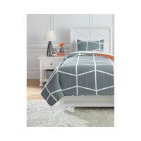 Signature Design by Ashley Gage 3-piece Quilt Set