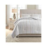 Signature Design by Ashley Bevan 3-piece Comforter Set