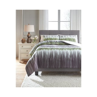 Signature Design by Ashley Agustus 3-piece Comforter Set
