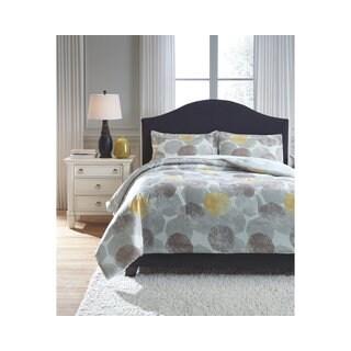 Signature Design by Ashley Gastonia 3-piece Comforter Set