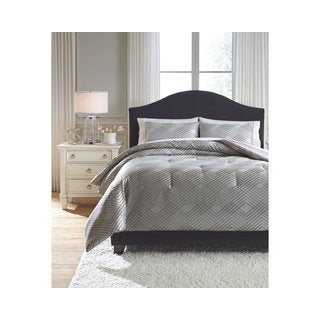Signature Design by Ashley Anjelita Queen 3-piece Comforter Set