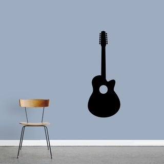 Classic Guitar Wall Decals Wall Stickers (More options available)