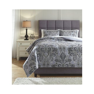Signature Design by Ashley Susannah 3-piece Comforter Set