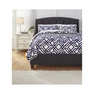 Signature Design by Ashley Imelda 3-piece Comforter Set