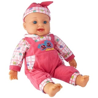 My Lovely Little Baby Realistic Giggle & Crying Toy Doll