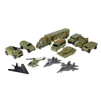 Special Forces Toy Military Vehicle Playset