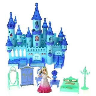 My Dream My Beauty Battery Operated Toy Castle Dollhouse