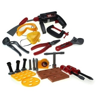 Smart Tools Super Deluxe Construction Toy Tool Set