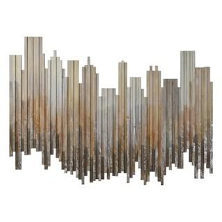 Renwil Channel Irregular Wood Wall Décor