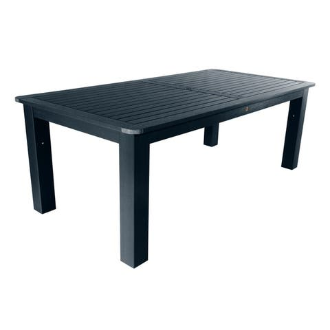 "Highwood Eco-Friendly 42""x 84"" Rectangular Dining Table"