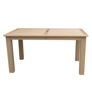 """Highwood 42"""" x 72"""" Counter Height Rectangular Dining Table"""