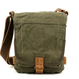 TSD Brand Atona Classic Flap Crossover Bag - S (4 options available)