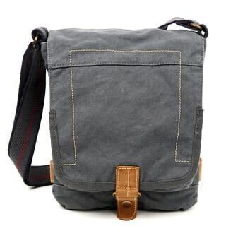TSD Brand Atona Classic Flap Crossover Bag - S