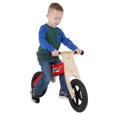 Wooden Balance Bike by Lil' Rider