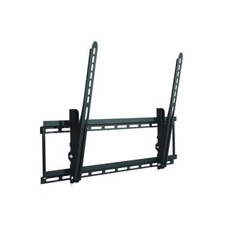 "Rocelco Large Flat Panel Tilt TV Mount, 37"" - 90"" - Black"