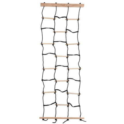 "Climbing Cargo Net by Hey! Play! - 90"" Height"