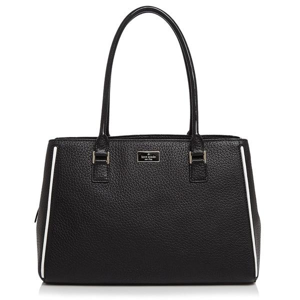 Kate Spade Prospect Place Phila Black Tote Bag