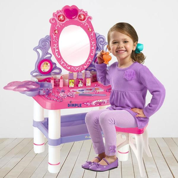 Shop Dimple DC13988 Princess Themed Vanity Girls Set With