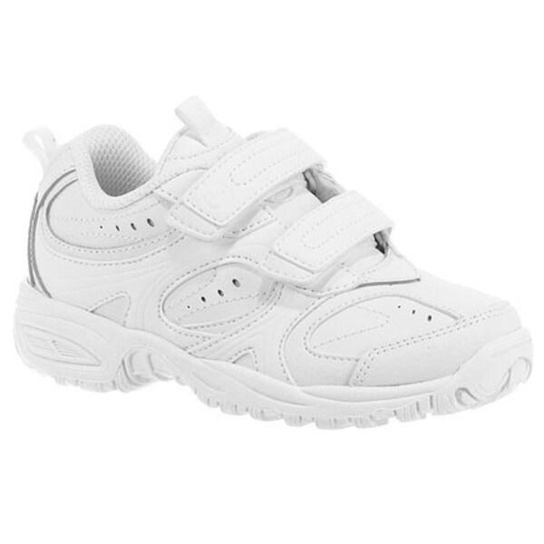 f532a77c Shop Stride Rite Cooper Hook & Loop Sneaker White (Little Kid ...