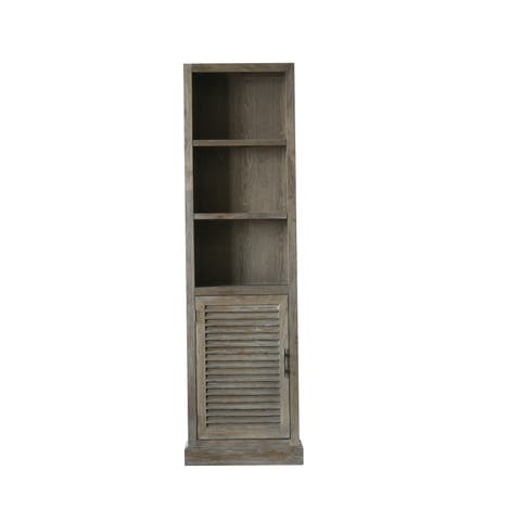 Legion Furniture 23.5 in. Floor Cabinet in Brushed Natural