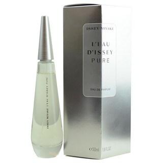 Issey Miyake L'Eau D'Issey Pure Women's 1.6-ounce Eau de Parfum Spray