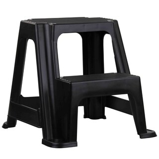 2 Step Stool (Black)